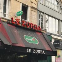Le Zorba - PARIS