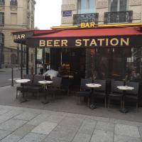 Beer Station Etoile - PARIS