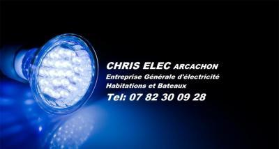 Chris Elec - Entreprise d'électricité générale - Arcachon