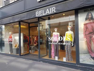 Bel Air - Vêtements femme - Paris