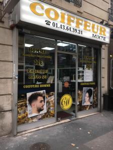 Coiffeur Belgrand - Coiffeur - Paris