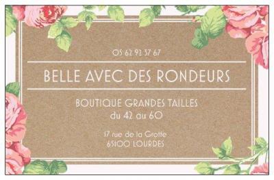 Belle Avec Des Rondeurs - Vêtements femme - Lourdes