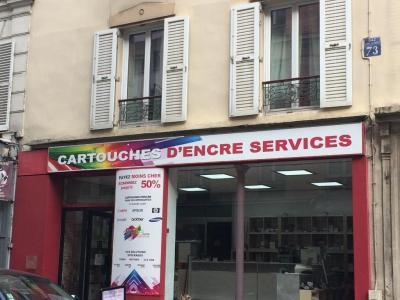 Belle Encre - Vente de matériel et consommables informatiques - Paris