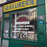 Belzunce Serrurerie Cordonnerie - PARIS