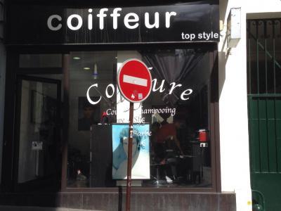 Hairben S Coiffures - Coiffeur - Paris