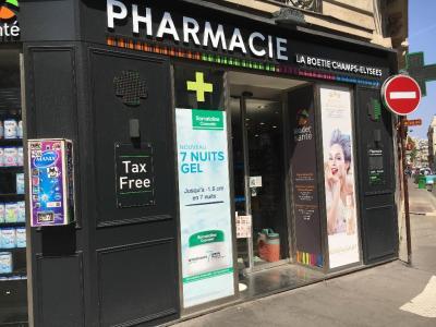 Benamran Régine - Pharmacie - Paris