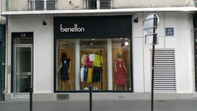 Benetton - Vêtements femme - Paris