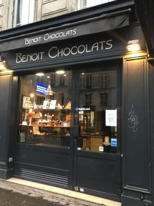 Anne Benoit Chocolats - Chocolatier confiseur - Paris