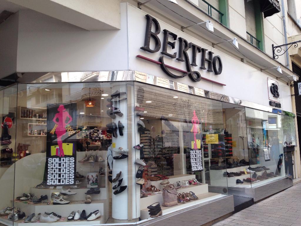 Bertho Chausseur Nantes Magasin de chaussures (adresse