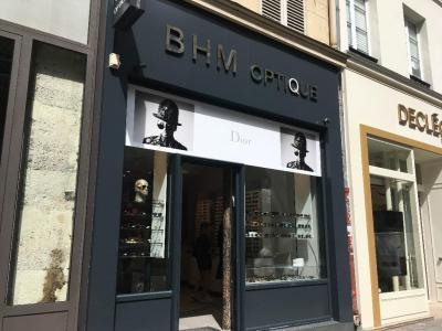 Bhm Optique - Opticien - Paris