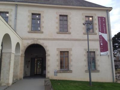 Médiathèque Municipale Le Globe - Bibliothèque et médiathèque - Les Sables-d'Olonne