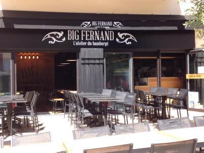 Big Fernand - Restaurant - Arcachon
