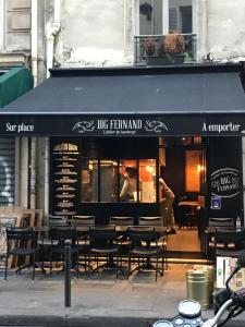 Big Fernand - Restauration rapide - Paris