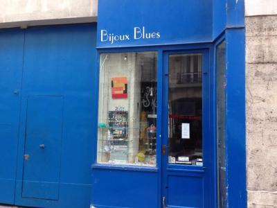 Bijoux Blues - Création en joaillerie - Paris