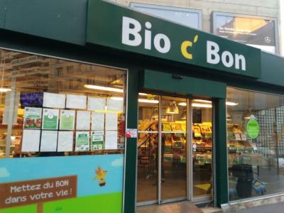 Bio c Bon Paris Lambert - Produits diététiques et naturels - Paris