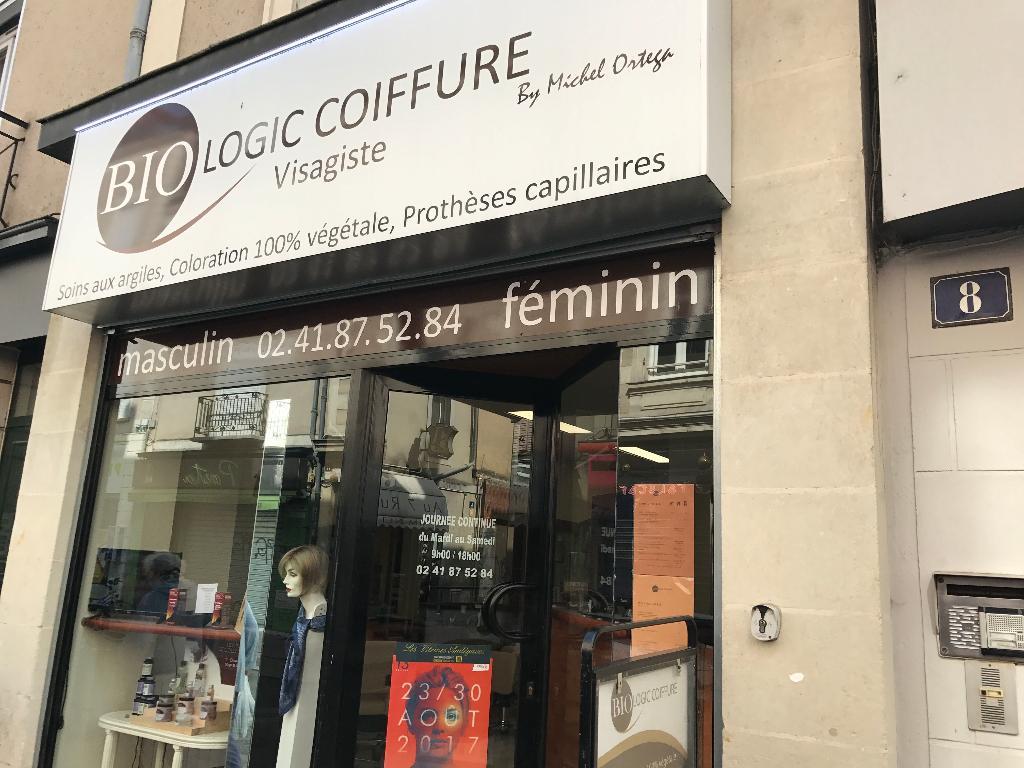 Bio Logic Coiffure Angers Coiffeur Adresse Avis