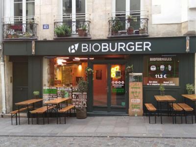 Bioburger - Restauration rapide - Paris