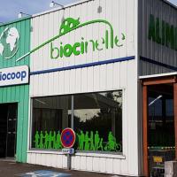 Biocoop Biocinelle Distributeur - BLAIN