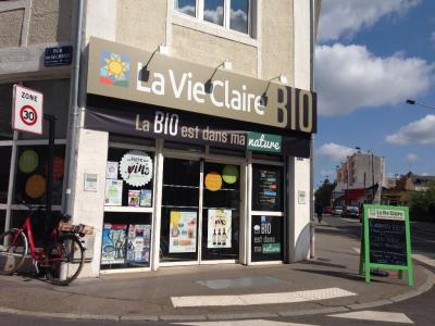 la Vie Claire - Alimentation générale - Nantes
