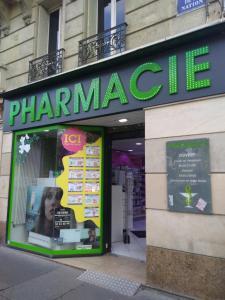 Pharmacie Fabre D' Eglantine - Pharmacie - Paris
