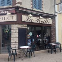 BISTROT LA TREILLE - JOIGNY