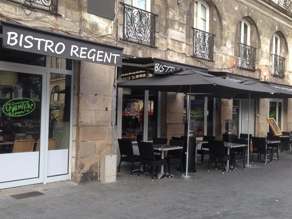 Bistrot Régent Nantes - Restaurant (adresse, avis)