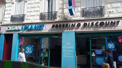 BL Clean Etape - Matériel pour blanchisseries, laveries et pressings - Vincennes