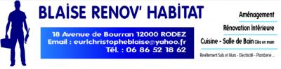 Blaise Renov'Habitat - Rénovation immobilière - Rodez