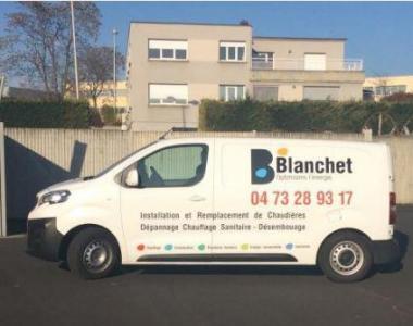 Blanchet Plomberie Chauffage - Vente et installation de salles de bain - Clermont-Ferrand