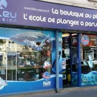 Bleu Passion - PARIS