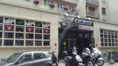BLJ 2 Roues - Vente et réparation de motos et scooters - Paris