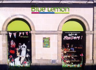 Blue Lemon - Vêtements femme - Bayeux