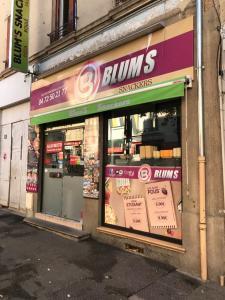 Blum's Snackers Venissieux - Restaurant - Vénissieux