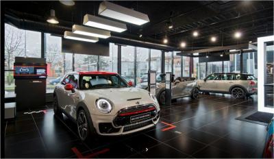 Mini - Garage automobile - Saint-Gratien