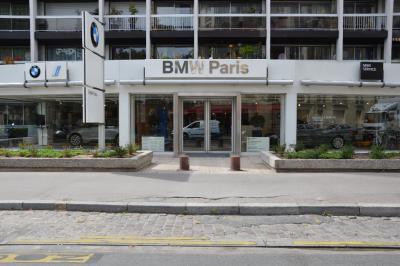 Mini - Concessionnaire automobile - Paris