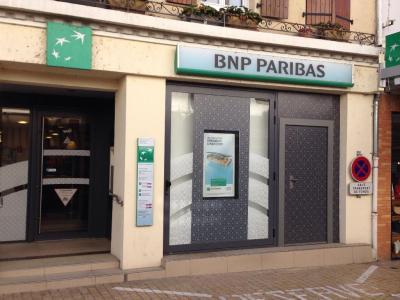 BNP Paribas - Banque - Aire-sur-l'Adour