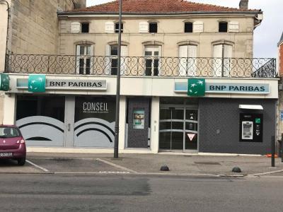 BNP Paribas - Banque - Saint-Dizier