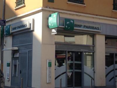 Bnp Paribas - Banque - Villeurbanne