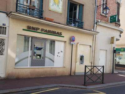 BNP Paribas - Banque - Saint-Germain-en-Laye