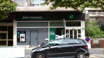 BNP Paribas - Banque - Vincennes