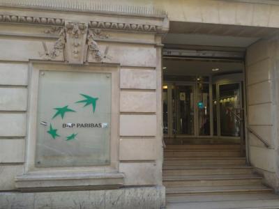 BNP Paribas Arbitrage - Restaurant d'entreprises et collectivités - Paris
