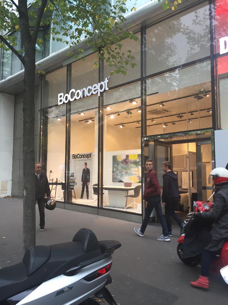 Boconcept Rue De Rennes ip crj paris - magasin de meubles (adresse, avis)