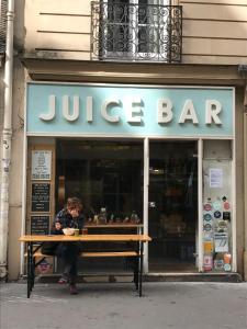 Bob's Juice Bar - Bar à thèmes - Paris
