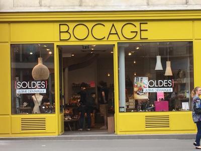 Bocage - Chaussures - Paris