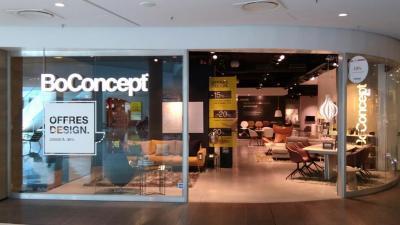 Boconcept - Magasin de meubles - Paris