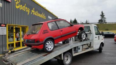 Bodry Automobiles SARL - Garage automobile - Châtellerault
