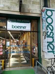 Boesner - Matériel pour arts graphiques et plastiques - Bordeaux