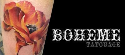 Boheme Tatouage - Tatouages - Thonon-les-Bains