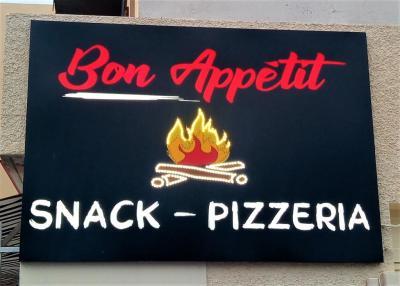 Bon Appétit - Pizzeria - Narbonne