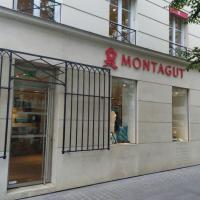 Maison Montagut - PARIS